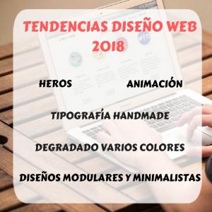 Marketing: Tendencias Diseño web