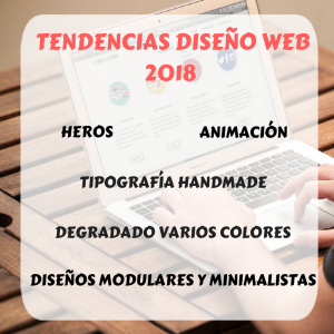Marketing: Tendencias Diseño web